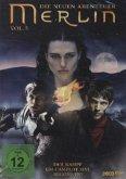 Merlin - Die neuen Abenteuer, Vol. 05 (3 Discs)