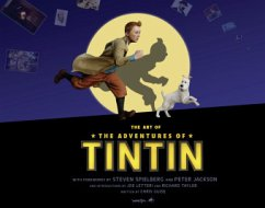 The Art of the Adventures of Tintin - Hergé