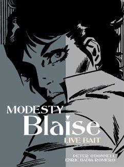 Modesty Blaise - Live Bait