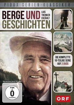 Luis Trenker erzählt: Berge und Geschichten (2 Discs)