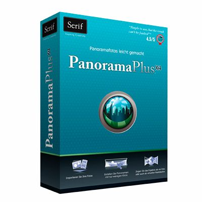 Serif PanoramaPlus X4 (Download) PNPX4USESD B&H Photo Video