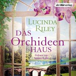 Das Orchideenhaus (MP3-Download) - Riley, Lucinda