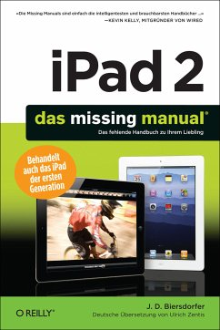iPad 2: Das Missing Manual - Biersdorfer, J. D.