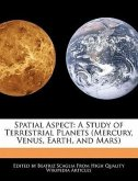 Spatial Aspect: A Study of Terrestrial Planets (Mercury, Venus, Earth, and Mars)