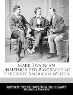 a biography of mark twain the greatest american author Shmoop guide to mark twain books hand-picked mark twain books selected by phd and masters from stanford, harvard, berkeley.