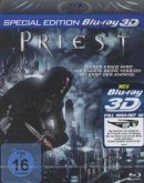 Priest (Blu-ray 3D, Special Edition)
