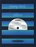 Kleine Präludien und Fughetten, für Klavier, m. Audio-CD