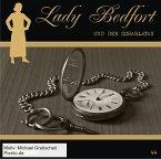 Lady Bedfort - Der Scharlatan, 1 Audio-CD