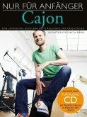 Nur für Anfänger, Cajon, m. Audio-CD