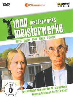 1000 Meisterwerke - Amerikanischer Realismus im 20. Jahrhundert