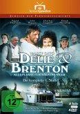 Delie und Brenton - Die komplette 1. Staffel (4 Discs)