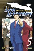 Phoenix Wright: Ace Attorney, Volume 5
