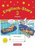 Englisch-Stars 3. Schuljahr. Comics