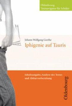 Johann Wolfgang Goethe, Iphigenie auf Tauris - Goethe, Johann Wolfgang von