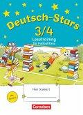 Deutsch-Stars 3./4. Schuljahr. Lesetraining für Fußballfans