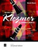 Klezmer Clarinet Duets, für 2 Klarinetten