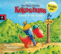Der kleine Drache Kokosnuss kommt in die Schule / Die Abenteuer des kleinen Drachen Kokosnuss Bd.1 (MP3-Download) - Siegner, Ingo