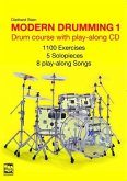 Modern Drumming, w. Audio-CD, English edition