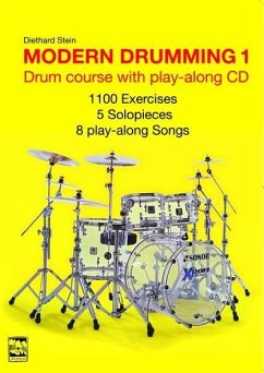 Modern Drumming, w. Audio-CD, English edition