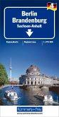 Kümmerly+Frey Karte Berlin - Brandenburg Regionalkarte