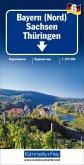 Kümmerly & Frey Karte Bayern (Nord)