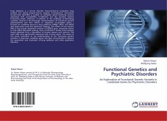 Functional Genetics and Psychiatric Disorders