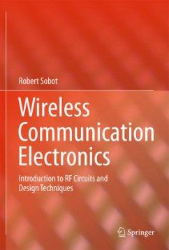 Wireless Communication Electronics - Sobot, Robert