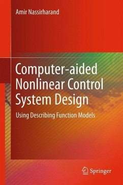 Computer-aided Nonlinear Control System Design - Nassirharand, Amir