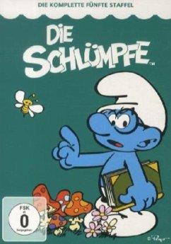 Die Schlümpfe - Die komplette fünfte Season DVD-Box