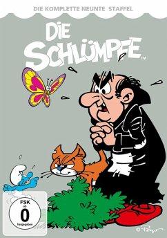 Die Schlümpfe - Die komplette neunte Staffel DVD-Box
