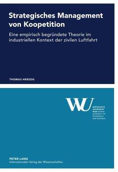 Strategisches Management von Koopetition - Herzog, Thomas