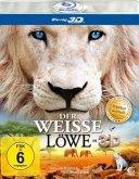 Der weiße Löwe (Blu-ray 3D)