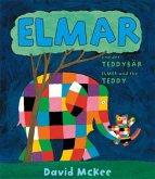 Elmar und der Teddybär, Deutsch-Englisch\Elmer and the Teddy