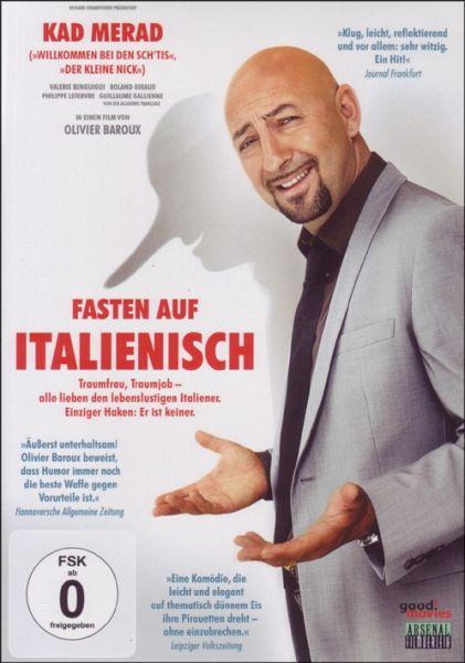 fasten auf italienisch auf dvd portofrei bei b. Black Bedroom Furniture Sets. Home Design Ideas