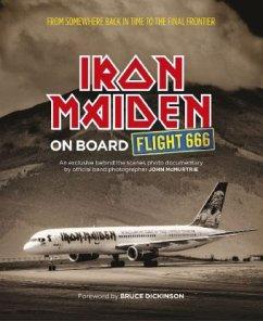 Iron Maiden On Board Flight 666, English edition