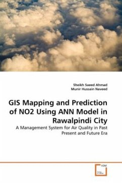 GIS Mapping and Prediction of NO2 Using ANN Model in Rawalpindi City