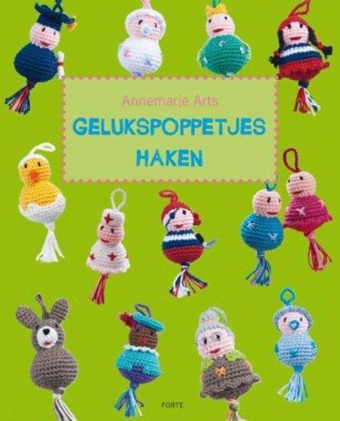 Gelukspoppetjes Haken Von Annemarie Arts Als Taschenbuch Portofrei