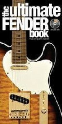 The Ultimate Fender Book, w. DVD