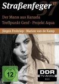Der Mann aus Kanada / Treffpunkt Genf / Projekt Aqua (4 Discs)