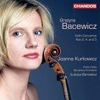 Violinkonzerte Vol.2,Nr.2,4 & 5