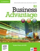 Business Advantage B2. Upper-Intermediate. Student's Book + DVD
