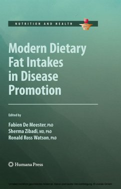Modern Dietary Fat Intakes in Disease Promotion (eBook)