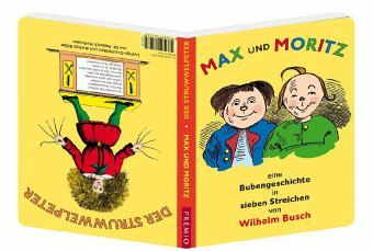 max und moritzder struuwelpeter von wilhelm busch heinrich hoffmann buch b. Black Bedroom Furniture Sets. Home Design Ideas