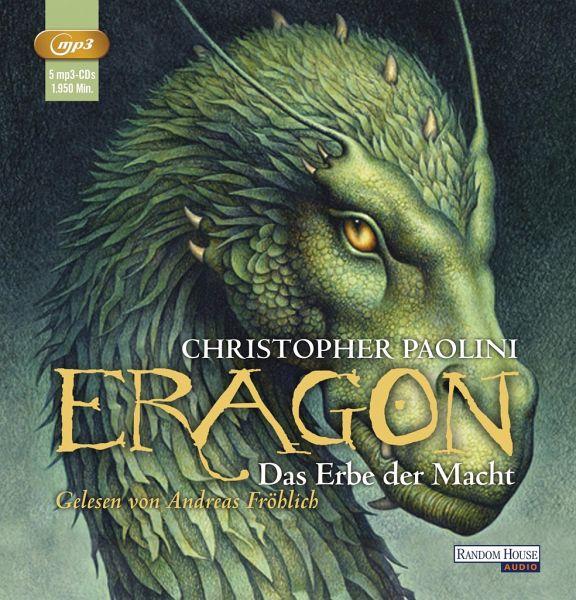 Das Erbe der Macht / Eragon Bd.4 (5 MP3-CDs) - Paolini, Christopher