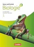 Natur und Technik: Biologie (Neue Ausgabe) 1. Schülerbuch. Hauptschule Nordrhein-Westfalen