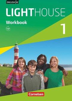 English G LIGHTHOUSE 1: 5. Schuljahr. Workbook mit Audios online - Berwick, Gwen; Thorne, Sydney