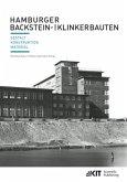 Hamburger Backstein- und Klinkerbauten : Gestalt, Konstruktion, Material