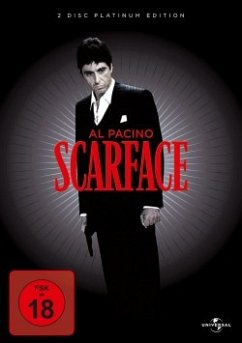 Scarface (Uncut, 2 Discs, Platinum-Edition)