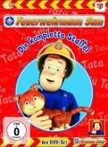 Feuerwehrmann Sam, Die komplette Staffel, 6 DVDs