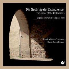 Die Gesänge Der Zisterzienser - Renner,Hans-Georg/Heinrich-Isaac-Ensemble